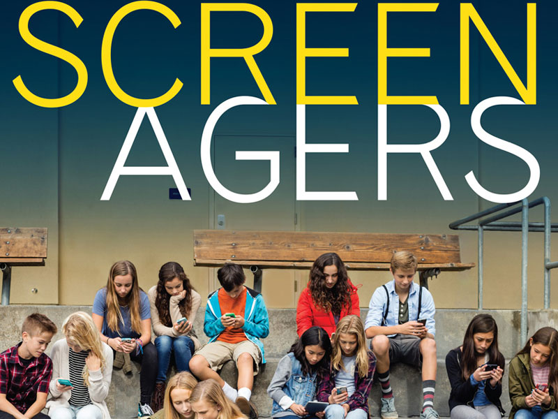 Screenagers 4/11/19 or 4/16/19
