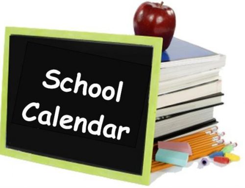 Lamb School Calendar September 2019