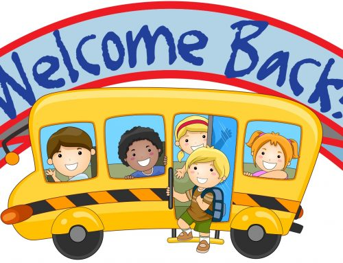 Welcome Back to School!